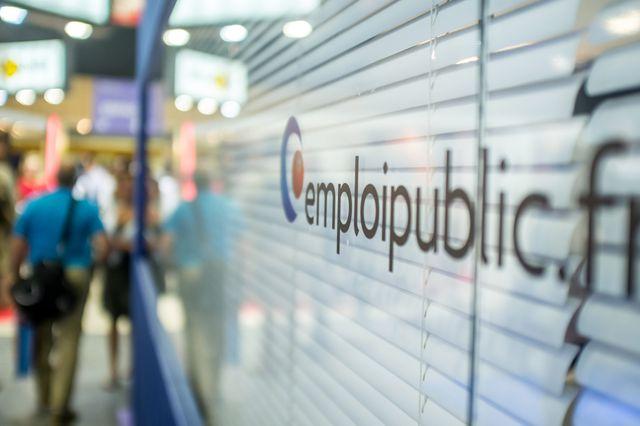 Salon de l'emploi public