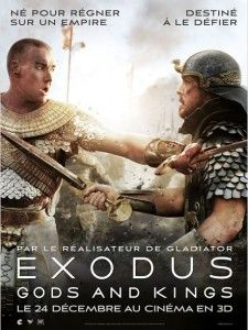 Exodus : Gods and Kings de Ridley Scott
