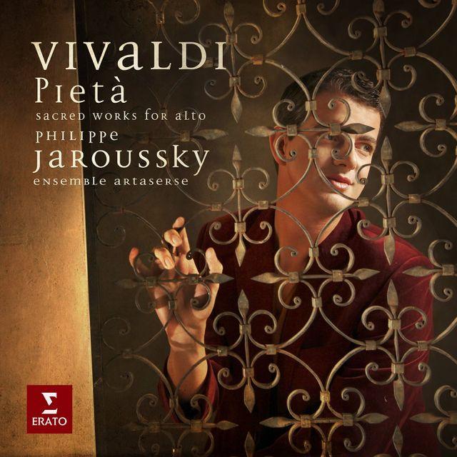 """Philippe Jaroussky-Vivaldi """"Pieta"""""""