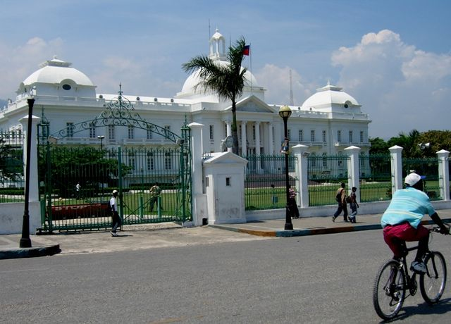 Palais présidentiel de Haïti