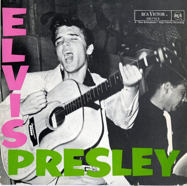 Elvis Presley - 33 tours 1956