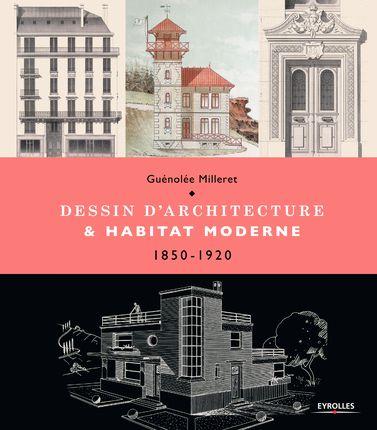 Dessin d'architecture et habitat moderne