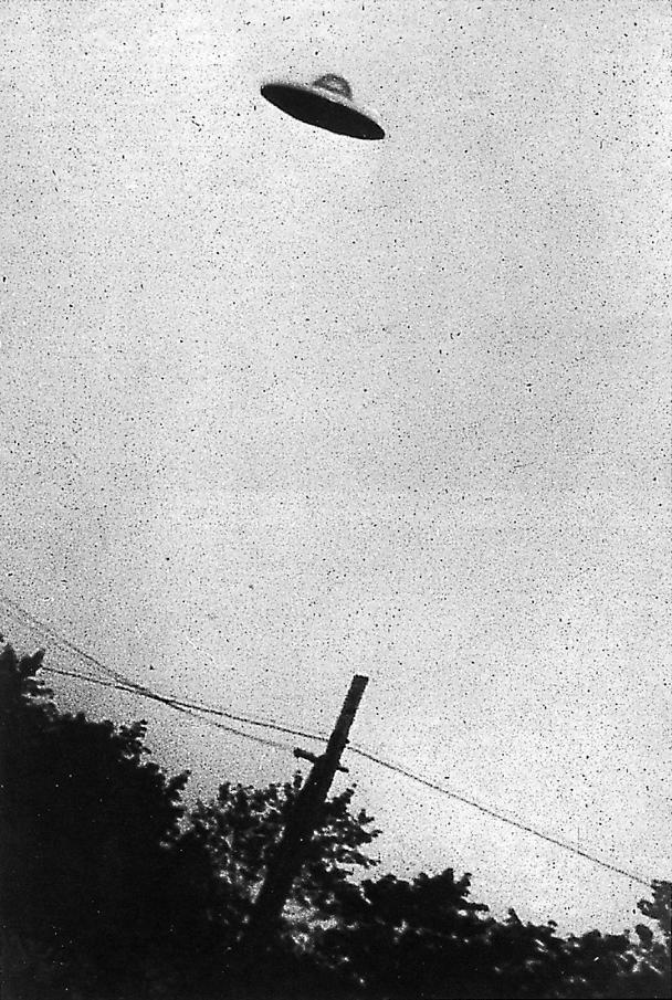 OVNI, New Jersey 1951