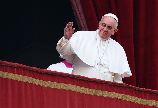 Le message Urbi et Orbi du Pape