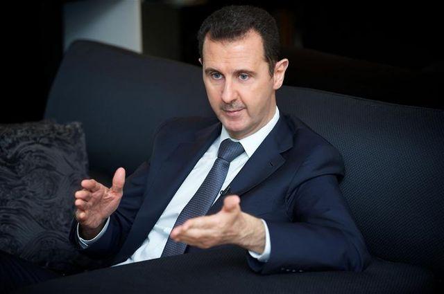 Des parlementaires français ont discuté avec Bachar el-Assad