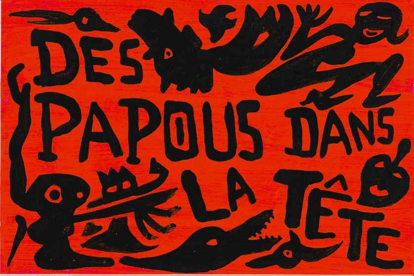 Les Papous vous souhaitent une belle année