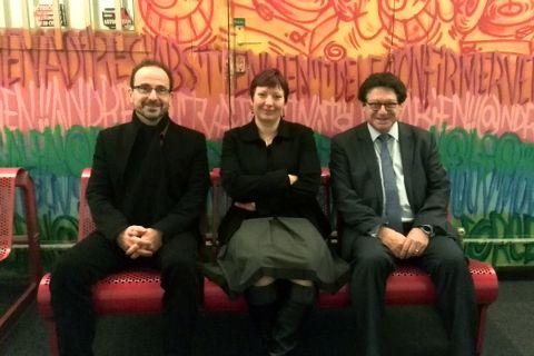 Philippe Moati, Nathalie Lemarchand et Jean-Michel Silberstein