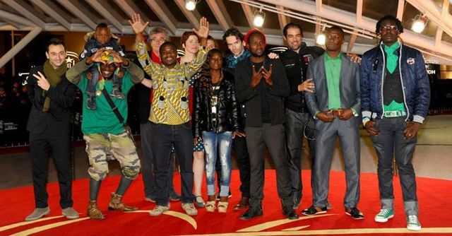 Tapis rouge et photocall