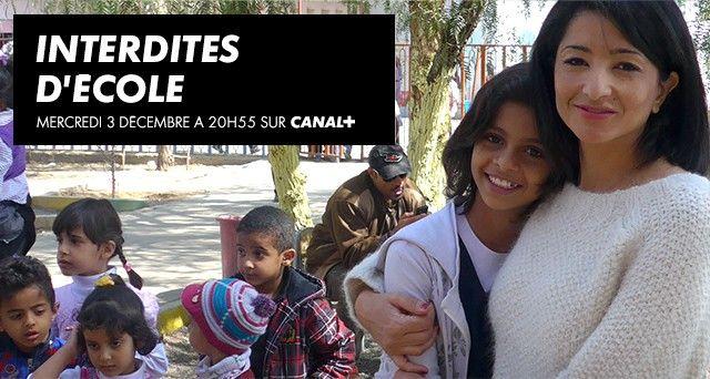 """""""Privées d'école"""" sur Canal Plus"""