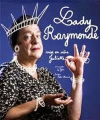 Affiche spectacle Lady Ramonde