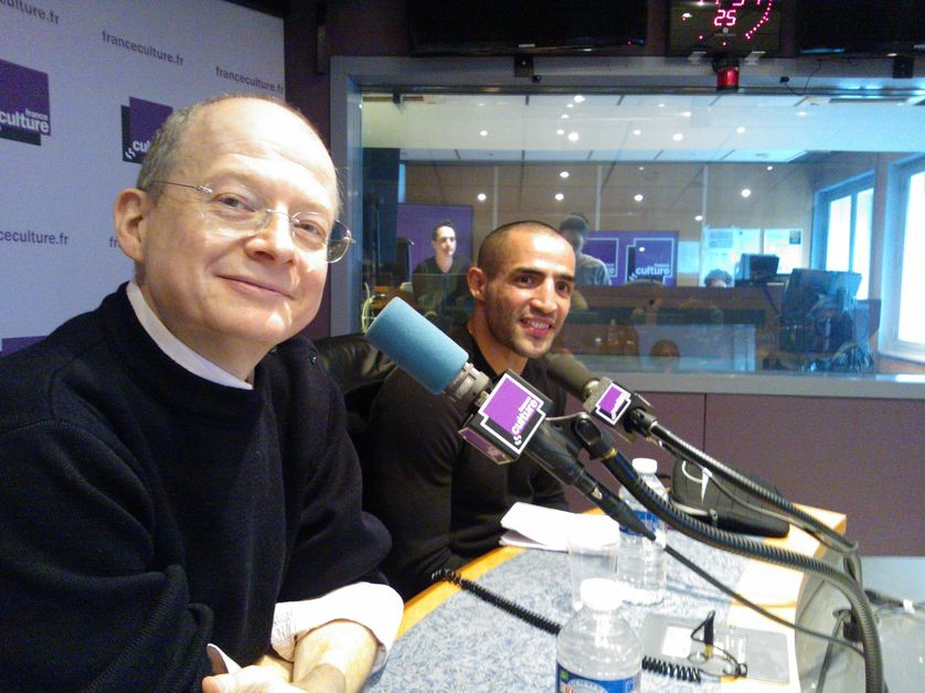 Laurent Ricard et Brice Faradji