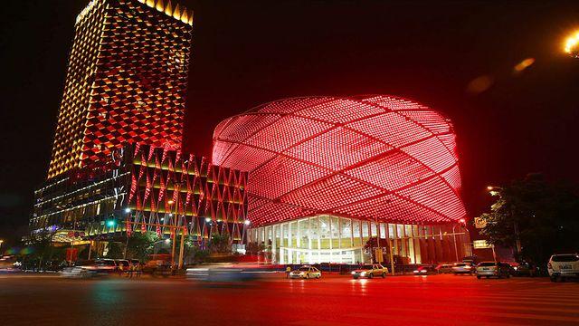Han Show Theatre à Wuhan
