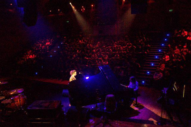 Ottilie B & André Manoukian | Partons en live