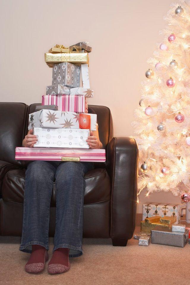 Boulimie de cadeaux