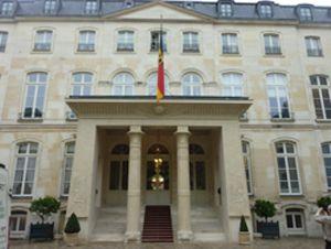 Ambassade d'Allemagne en France
