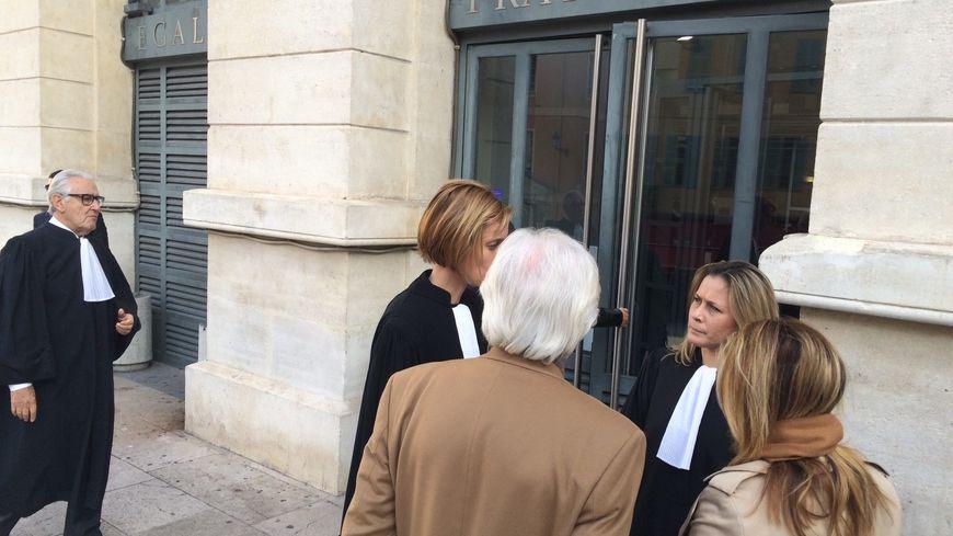 Les parties civiles devant la cour d'asssises des Alpes-Maritimes
