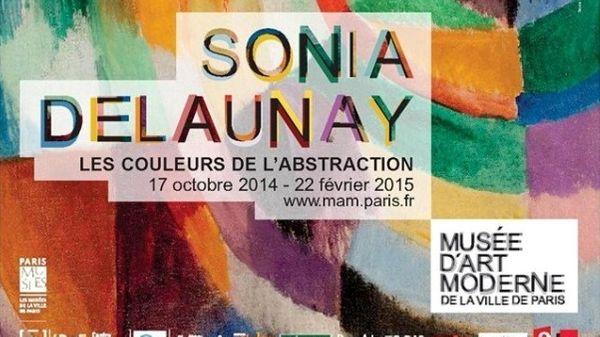 Jazz Culture : Sonia Delaunay, les Couleurs de l'Abstraction
