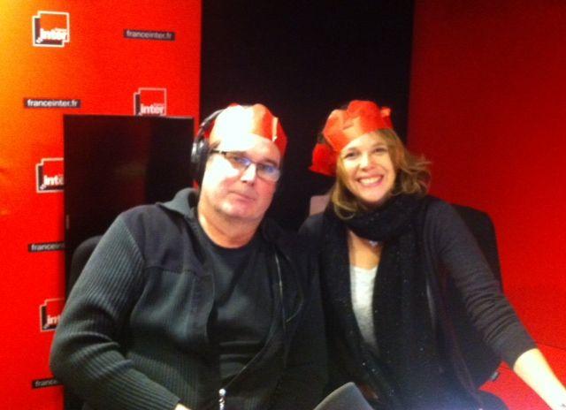 Yves Decaens et Catherine Boullay