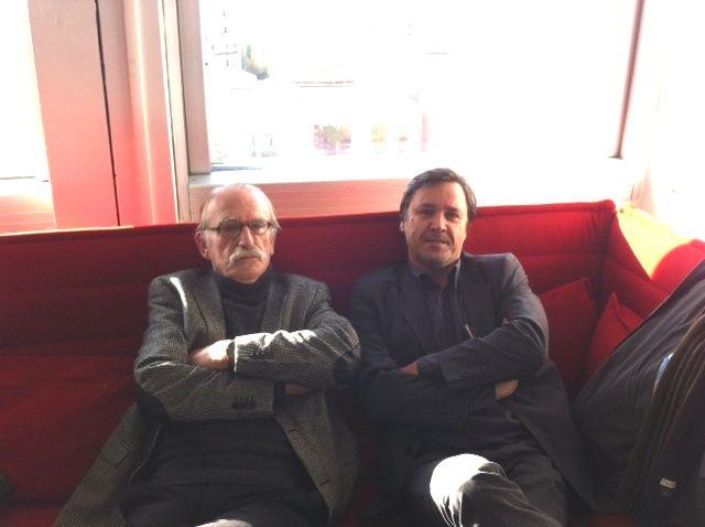 Michel Offerlé et Frédéric Sawicki