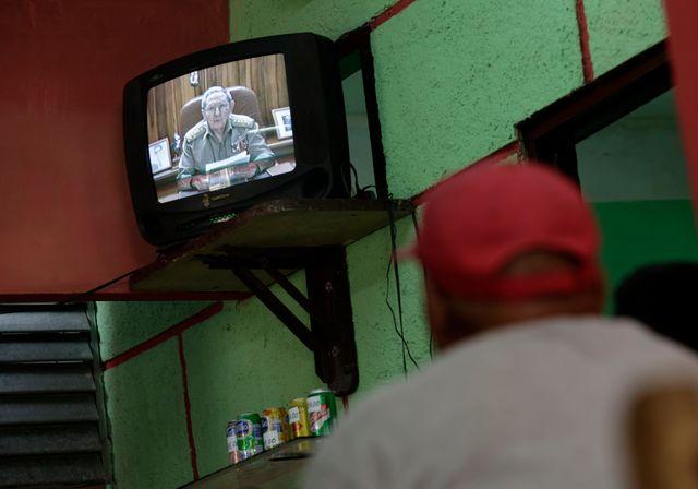 L'annonce de Raul Castro
