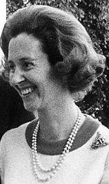 La reine Fabiola de Mora y Aragón