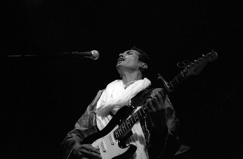 Les Nouvelles Guitares du Sahara
