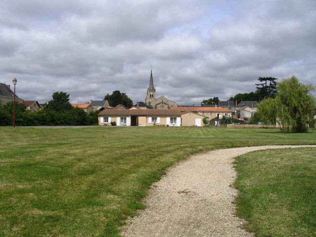 Bouillé-Loretz (Deux-Sèvres)