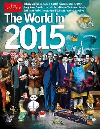 Le Monde en 2015