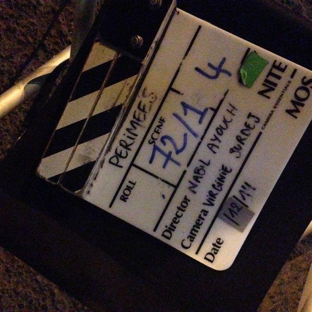 Sur le tournage du prochain film de Nabil Ayouch à Marrakech