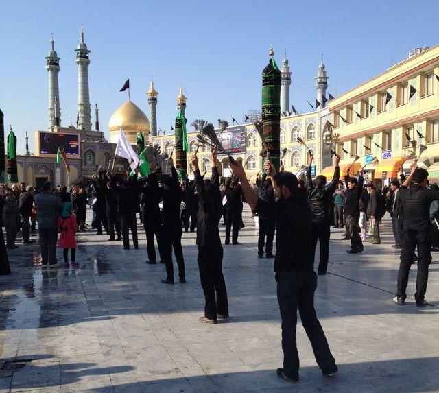 Procession de l'Achoura
