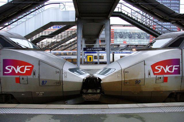 Les tarifs de la SNCFaugmentent
