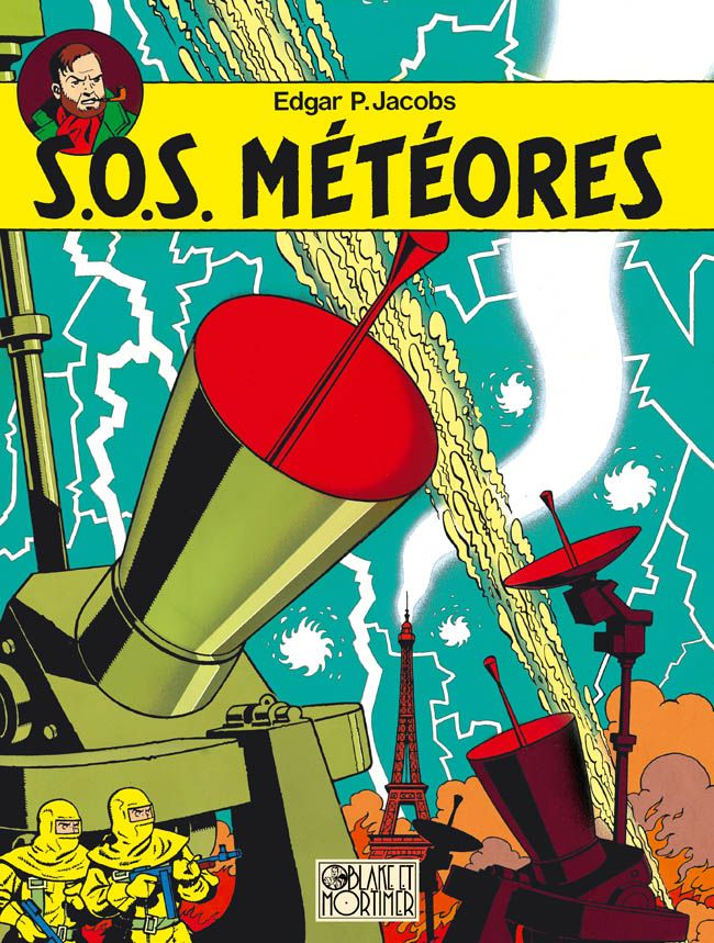 Couverture - SOS Meteores