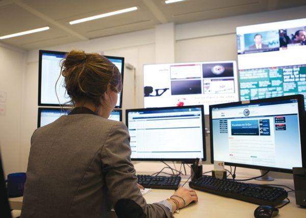 L'ANSSI regroupe des experts en cyber-attaques