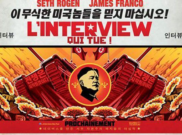 """""""L'interview qui tue"""" : le film qui ne sortira pas dans les salles américaines"""