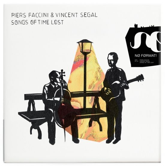 "Piers Faccini et Vincent Segal - ""Songs of time lost"""