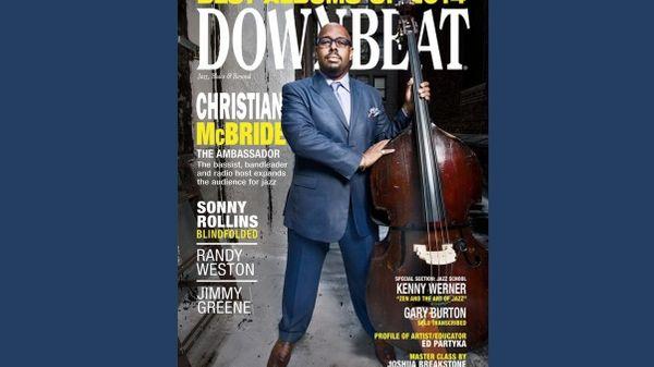 Jazz Culture : DownBeat de janvier 2015