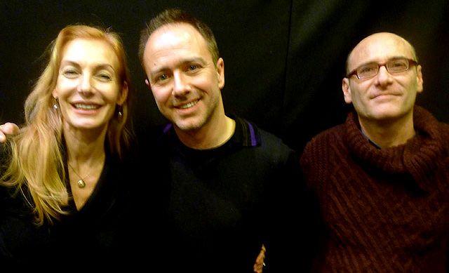 Le RDV du 12/12/14 avec Ute LEMPER, Henri DEMARQUETTE et Sergio GRUZ