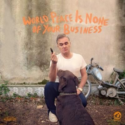 "Morrissey - Album ""World peace is none of your business"""