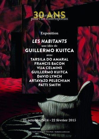 Les Habitants - Une idée de Guillermo Kutica à la Fondation Cartier