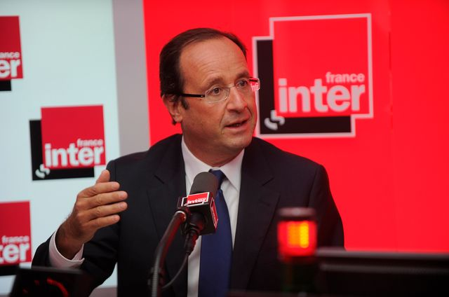 François Hollande à France Inter (mai 2012)