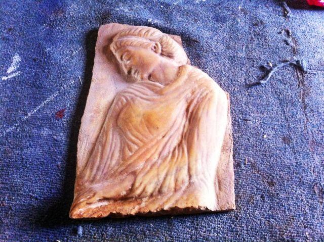 Trafic d'antiquités en Syrie