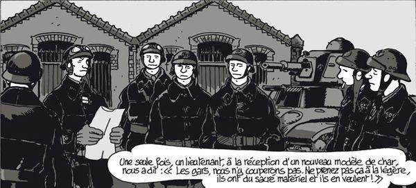 """""""Moi, René Tardi, Prisonnier de guerre au Stalag II B"""" ©Casterman"""