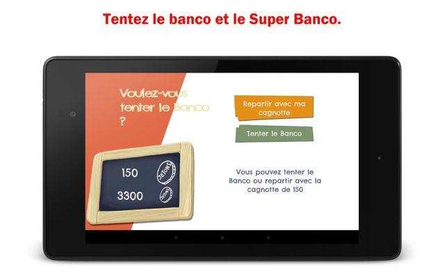 Appli 1000 super banco