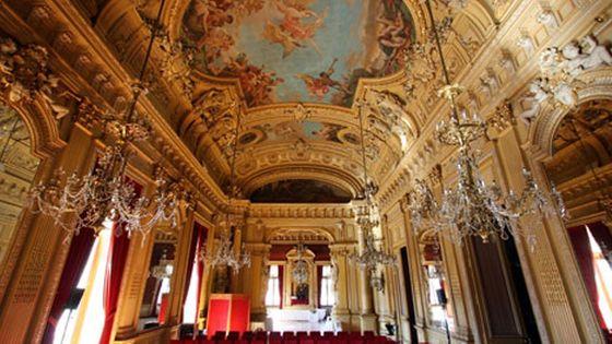 Foyer du Grand Théâtre de Genève