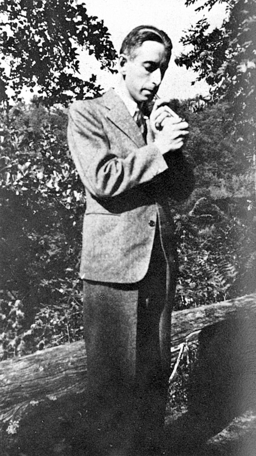 Pierre Brossolette, été 1942