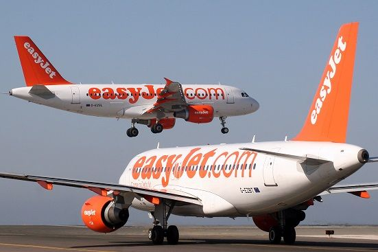 Easyjet Faro Airport - A319