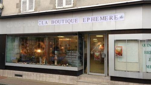 Gu ret la boutique ph m re est ouverte for France bleu orleans cuisine