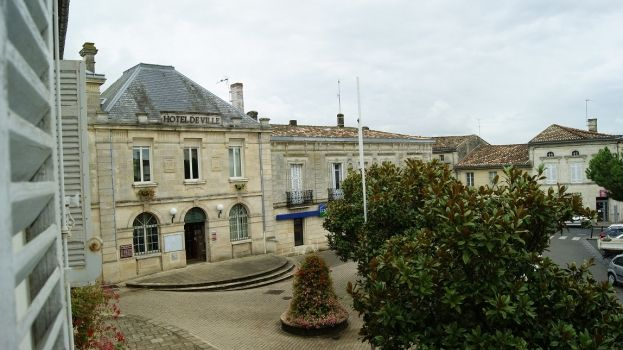 La mairie de St-André-de-Cubzac © Google Maps