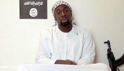 Extrait d'une vidéo d'Amedy Coulibaly diffusée sur Internet après les attentats contre Charlie Hebdo.
