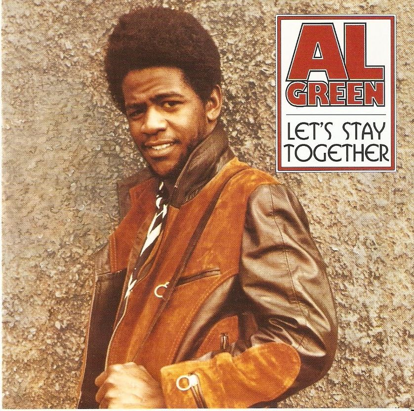 """Al Green, 45 tours, """"Let's Stay Together"""""""